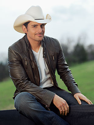 Country Music Awards Brad Paisley