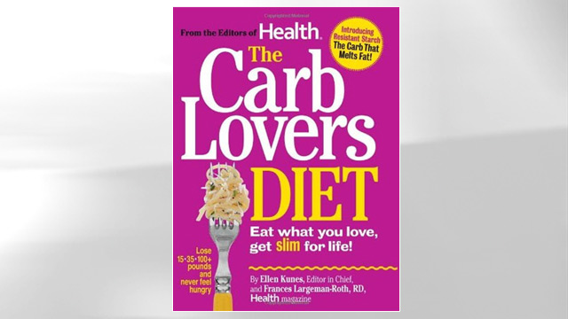 PHOTO:The Carb Lovers Diet