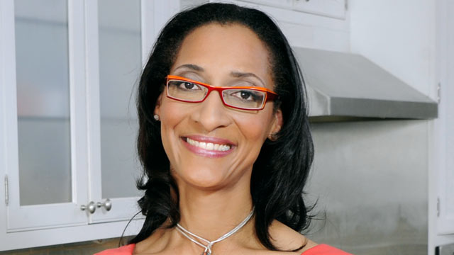 PHOTO: Chef Carla Hall is the executive chef of Alchemy, a former Top Chef contestant and now a co-host of ABCs The Chew.
