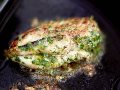 Adam Perry Lang's Chicken Breast