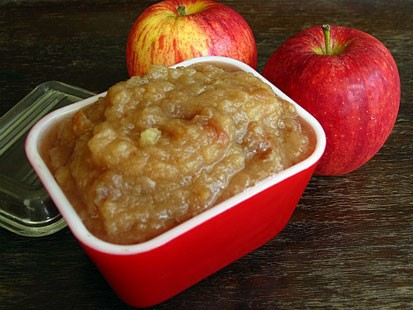 PHOTO: Amy Greens Crock Pot Applesauce