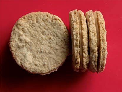 Photo: Gourmets favorite cookies: 1941-2008