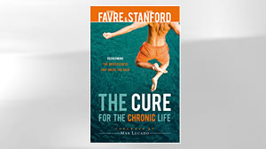 Photo: Excerpt: The Cure for the Chronic Life by Deanna Favre and Shane Stanford: Wife of NFLs Brett Favre and Pastor Share their Experiences Living with Chronic Conditions