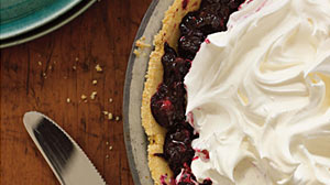 Photo: Deen Brothers Easy Blackberry Pie