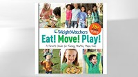 Photo: Book Cover: Weight Watchers Eat! Move! Play!: A Parent's Guide for Raising Healthy, Happy Kids