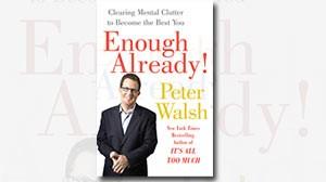 Photo: Book Cover: Enough Already!
