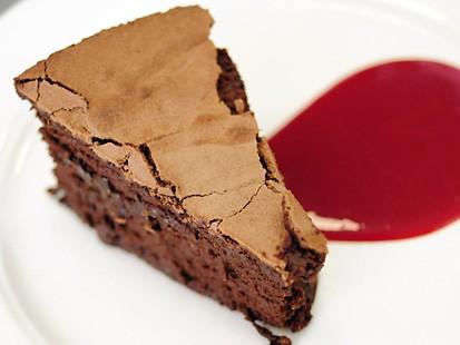 Clinton Street Baking Company's Flourless Chocolate Cake | Recipe ...