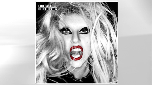 "PHOTO: Lady Gaga's ""Born This Way."""