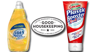 Products that have earned the Good Housekeeping seal of