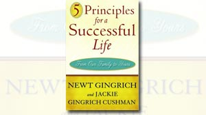 Photo: Read an excerpt from the new book by Newt Gingrich and Jackie Gingrich Cushman.