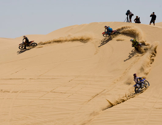 Weekend Adventure: Riding the Dunes