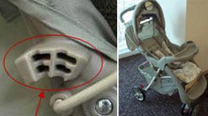 Photo: Graco Stroller Recall