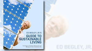 Photo: Book Cover: Ed Begley, Jr.s Guide to Sustainable Living: Learning to Conserv