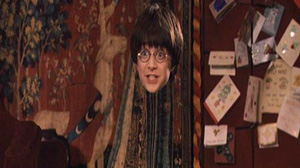 """""""Harry Potter, watch out,"""" said Dr. Michio Kaku, Professor of Theoretical Physics at City University of New York. """"There are many steps towards the invisibility cloak and we just took a huge step in that direction."""""""