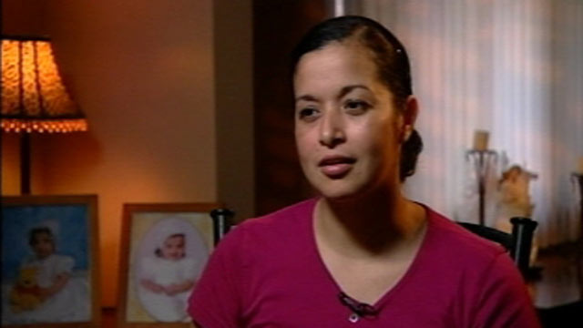PHOTO: Hortensia Valera , a housekeeper in California, spoke to ABCNews.com about being sexually harassed.