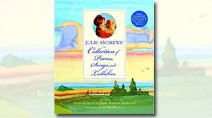 Photo: Book Cover: Julie Andrews Collection of Poems, Songs, and Lullabies