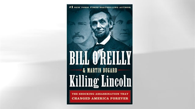 PHOTO:&nbsp;GMA Bill O'Reilly Book Cover