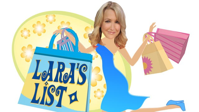 PHOTO:GMA Lara Spencer's List
