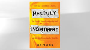 "PHOTO The cover of the book ""Mentally Incontinent"" is shown in this file photo."