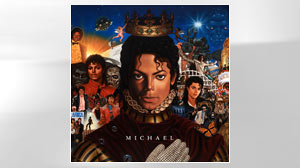 PHOTO The much anticipated album of newly completed recordings from Michael Jackson entitled MICHAEL will be released on December 14 by Epic Records in conjunction with the Estate of Michael Jackson.