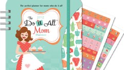 PHOTO: Do It All Mom Planner