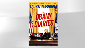 Photo: Book Cover: The Obama Diaries