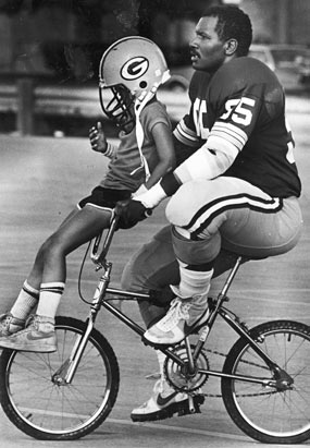 Green Bay Packers Bike Brigade