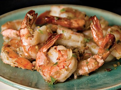 Photo: Classic Dry-Fried Pepper and Salt Shrimp: Ring in the Chinese New Year With this Classic Dish