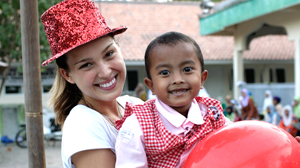 PHOTO Petra Nemcova is helping to heal others by rebuilding schools for children who lost everything after natural disasters.