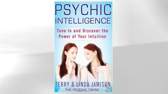 "PHOTO: Linda and Terry Jamison discuss their psychic abilities and new book, ""Psychic Intelligence"" with ""Good Morning America."""
