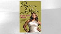 "PHOTO The cover of Queen Latifah's new book ?Put On Your Crown"" is shown."