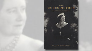 Photo: Book Cover: The Queen Mother: The Official Biography