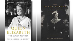 Photo: Book Cover: Queen Elizabeth and Queen Mother