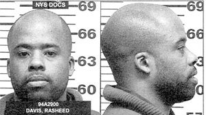 Photo: Rasheed Davis mug shot