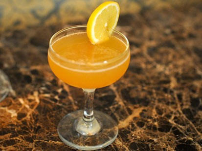 A Rumba Inspired Dancing With The Stars Drink