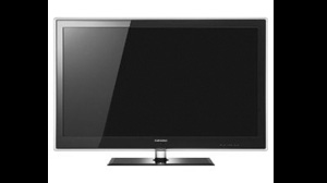 PHOTO The Samsung UN46B7000 46-Inch 1080p 120Hz LED HDTV is shown.