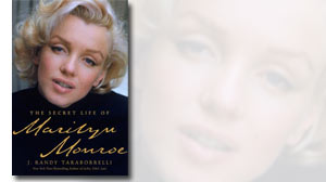 "Photo: Book Cover: J. Randy Taraborrellis ""The Secret Life of Marilyn Monroe"""