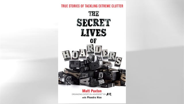 PHOTO: Matt Paxton takes a close look at extreme cases of hoarding his new book