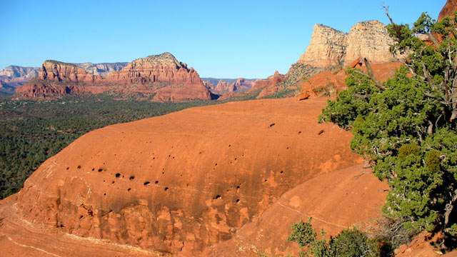 PHOTO: 'GMA' viewer Robert Fruggiero of Schertz, Texas, nominated Sedona, Arizona as his 'Most Beautiful Place in America.'