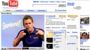 Photo: ShamWow pitchman Vince Offer
