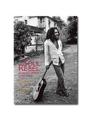 "The new book ""Soul Rebel"" shows a never-before-seen side of the singer."