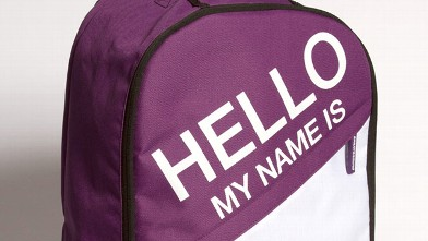 PHOTO: Sprayground Hello backpack
