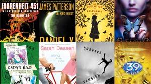 Ann Pleshette Murphys great picks for summer reading for teenagers and pre-teens.