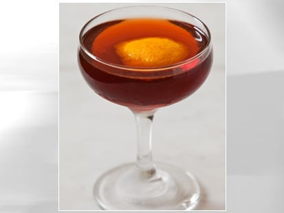 A Tango Inspired Dancing With The Stars Drink