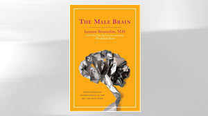 Photo: Book Cover: The Male Brain