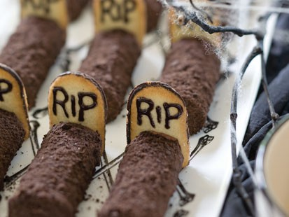 SANDRA LEE?S TOMBSTONE TREATS