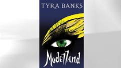 PHOTO: Shown here is the book, Modelland, by Tyra Banks.