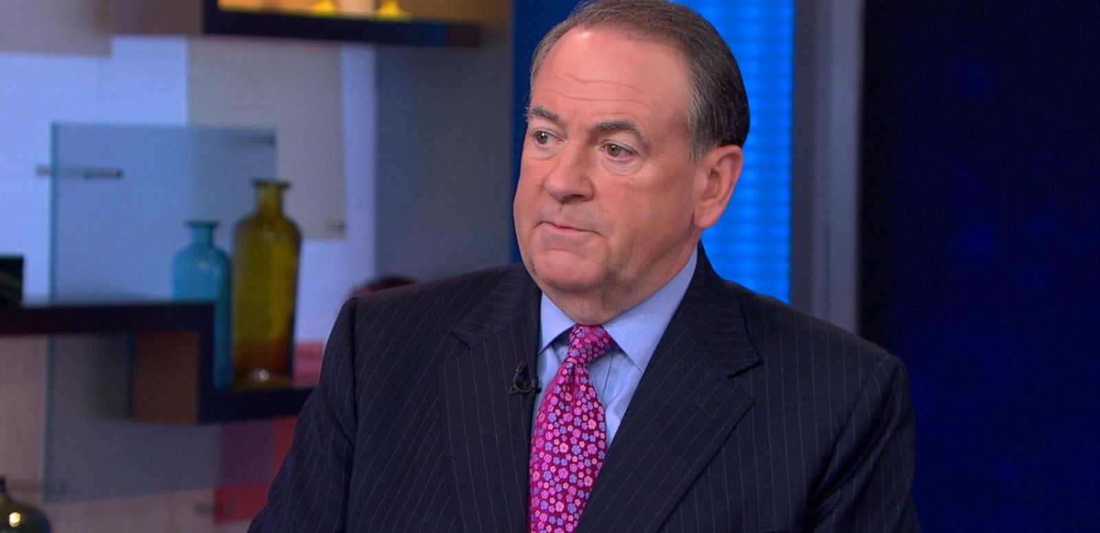 VIDEO: Mike Huckabee Describes His 2016 Presidential Campaign Live on 'GMA'