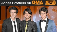 Jonas Brothers fans take less than 10 minutes to claim free tickets to a Central Park concert by the Disney boy band on 'GMA'