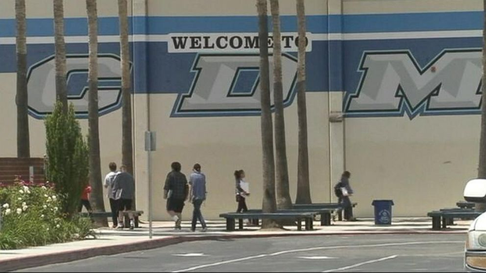 Male students at Corona del Mar High School ranked their potential dates.
